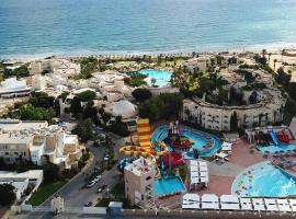 Hotel photo: Appart a l'hotel Mahdia Beach