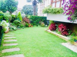 Hotel photo: Apartamento Noja Garden
