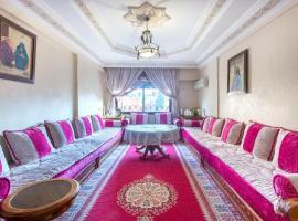 Hotel photo: Bel Appartement au coeur de Marrakech 3502 - [#117789]