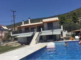 מלון צילום: villa Athina