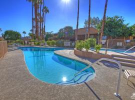 酒店照片: Artist Pool Villa near Palm Springs