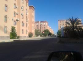 รูปภาพของโรงแรม: Joli appartement meuble avec wifi pres centre ville gueliz