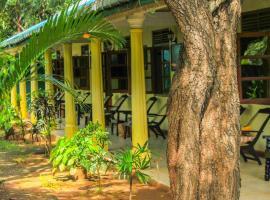 Hotel near Sigiriya