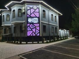 Hotel near Taszkent