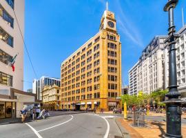 Hotel near Wellington