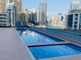 Hotel near Dubaj