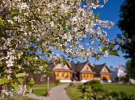 Hotel near Suzdal