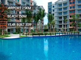 Hotel photo: 1 bedroom Nai Yang beach apartments