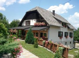 Hotel near Plitvice Lakes National Park