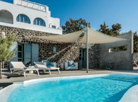 A picture of the hotel: Holiday in Santorini