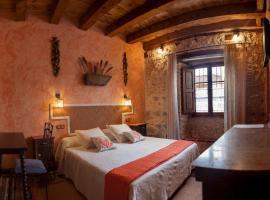Hotel photo: Hotel Rural La Enhorcadora