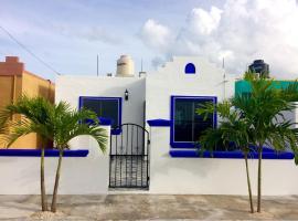 Hotel photo: Casa Luna w Private Swimming Pool, Mexico! Walk to Xcacel Beach and Cenotes