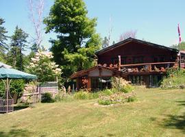 Hotel photo: Cedarwood Lodge