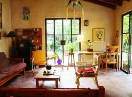 Hotel photo: Casa Jardín