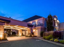 Hotel photo: Best Western Premier Hotel Aristocrate