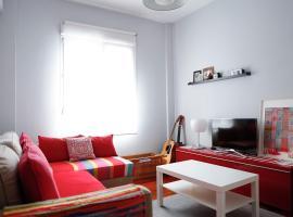 Hotel photo: Acogedor apartamento en zona Casco Viejo.