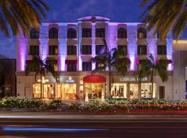 Hotel photo: Luxe Rodeo Drive Hotel