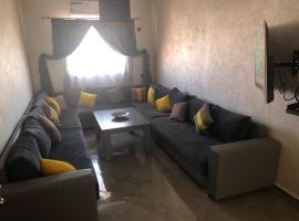 รูปภาพของโรงแรม: Apartment Lieu-Dit Hanout El Bakal Akioud