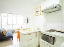 A picture of the hotel: Departamento con cafetería y lavadora