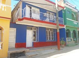 Photo de l'hôtel: Hostal El Angel Negro