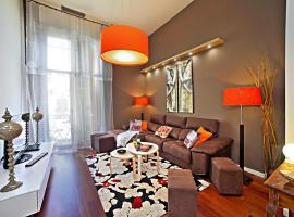A picture of the hotel: Holiday flat Barcelona - CON021019-RYC