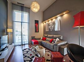 A picture of the hotel: Holiday flat Barcelona - CON021018-RYA