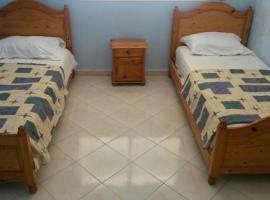 Hotel photo: luxe appartement te huur sonaba agadir marokko