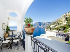 Hotel photo: Casa Lylia, Praiano Amalficoast