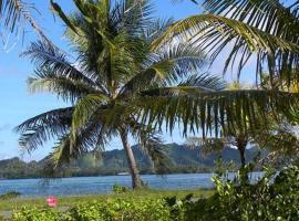 Hotel near Micronesia