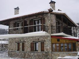 Hotel photo: Katsaros Traditional Hotel
