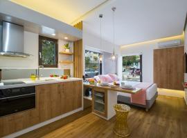 Hotel photo: Nest of Marmel Luxury Studio