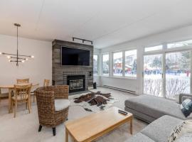 Hotel photo: Ski In/Out, 2 Bed, Sleeps 8 at Cachet Crossing
