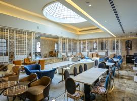 Hotel photo: New Lady Stern Jerusalem Hotel