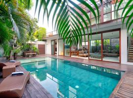 Hotel photo: Beach Axis Villa, Seminyak