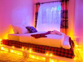 Hotel photo: Banana Hill Cosy Holiday Home