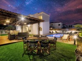 Hotel photo: Villa Nissi Gold