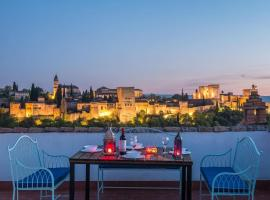 Hotel kuvat: The Best Views of The ALHAMBRA and GRANADA.