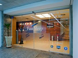 Hotel Photo: FAST SLEEP Guarulhos by Slaviero Hotéis