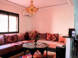 รูปภาพของโรงแรม: Appartement à Marrakech