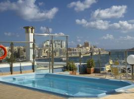 Hotel photo: Apartment 1 BDR Sea view suite 115