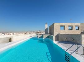 Hotel photo: Secret Nest Apartments with Swimming Pool