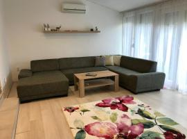 Hotel photo: Garden Apartment Nagykovácsi