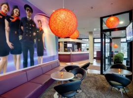 Hotel photo: MEININGER Hotel Frankfurt Main / Airport