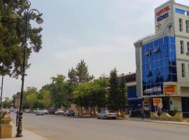 Hotel near Сальян