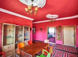 Hotel photo: Bedouin Pink EcoHouse