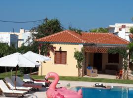 Hotel near Egina