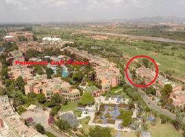 Hotel photo: La villa du GOLF au coeur de la palmeraie