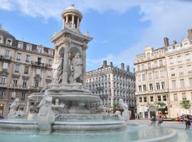 A picture of the hotel: Mercure Lyon Centre Beaux-Arts