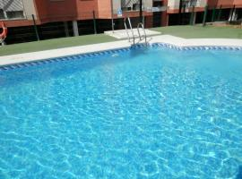 A picture of the hotel: Apartamentos Vértice Bib Rambla