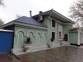 Hotel near Szymkent